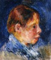 Portrait Of A Child2 - Pierre Auguste Renoir