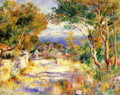 L Estaque - Pierre Auguste Renoir