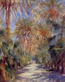 Algiers The Garden Of Essai - Pierre Auguste Renoir