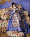Camille Monet Reading - Pierre Auguste Renoir