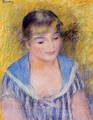 Bust Of A Woman - Pierre Auguste Renoir