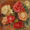 Bouquet Of Flowers - Pierre Auguste Renoir