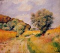 Fields Of Wheat - Pierre Auguste Renoir
