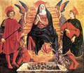 Our Lady Of The Assumption With Saints Miniato And Julian - Andrea Del Castagno