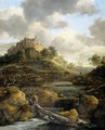 Bentheim Castle2 - Jacob Van Ruisdael