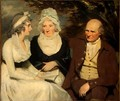 John Johnstone Betty Johnstone And Miss Wedderburn - Sir Henry Raeburn