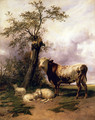 The Lord Of The Pastures - Thomas Sidney Cooper
