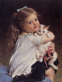 Her Best Friend - Emile Munier