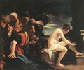 Susanna And The Elders 1617 - Giovanni Francesco Guercino (BARBIERI)