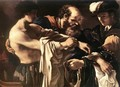 Return Of The Prodigal Son 1619 - Giovanni Francesco Guercino (BARBIERI)