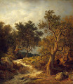 Landscape With A Stream - Andreas Achenbach