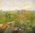 Road Over The Hill - John Henry Twachtman