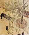 Boulevard Seen From Above - Gustave Caillebotte