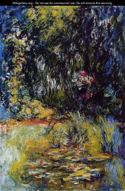 The Water Lily Pond7 - Claude Oscar Monet