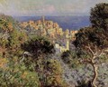 View Of Bordighera - Claude Oscar Monet