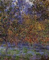 Under The Lemon Trees - Claude Oscar Monet