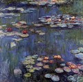 Water Lilies27 - Claude Oscar Monet