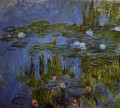 Water Lilies19 - Claude Oscar Monet
