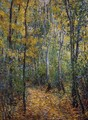 Wood Lane - Claude Oscar Monet