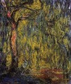 Weeping Willow - Claude Oscar Monet