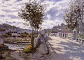 The Bridge At Bougival - Claude Oscar Monet