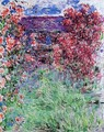 The House Among The Roses2 - Claude Oscar Monet