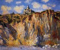 The Church At Varengeville Morning Effect - Claude Oscar Monet