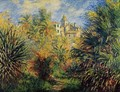 The Moreno Garden At Bordighera2 - Claude Oscar Monet