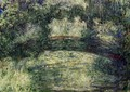 The Japanese Bridge3 - Claude Oscar Monet