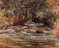 The River Epte At Giverny - Claude Oscar Monet