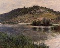 Landscape At Port Villez - Claude Oscar Monet