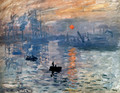 Impression Sunrise - Claude Oscar Monet