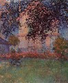 Monets House In Argenteuil - Claude Oscar Monet