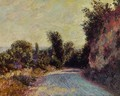 Road Near Giverny - Claude Oscar Monet