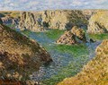 Port Donnant Belle Ile - Claude Oscar Monet