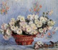 Chrysanthemums2 - Claude Oscar Monet