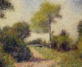 The Hedge Aka The Clearing - Georges Seurat