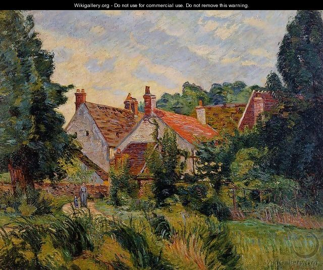 Epinay Sur Orge - Armand Guillaumin