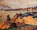 Sifting Sand - Armand Guillaumin