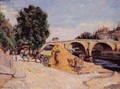 Pont Marie From The Quai D Anjou - Armand Guillaumin