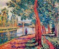 Moret - Armand Guillaumin