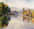 The Creuse In Autumn - Armand Guillaumin