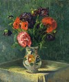 Still Life With Flowers - Armand Guillaumin