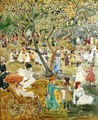 May Party Aka May Day Central Park - Maurice Brazil Prendergast