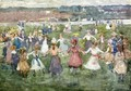 May Day - Maurice Brazil Prendergast