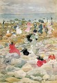 Low Tide Nantucket - Maurice Brazil Prendergast