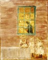 Shadow Aka Children By A Window - Maurice Brazil Prendergast