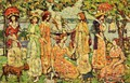 The Idlers - Maurice Brazil Prendergast