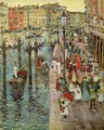 The Grand Canal Venice - Maurice Brazil Prendergast