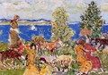 Summer Afternoon - Maurice Brazil Prendergast